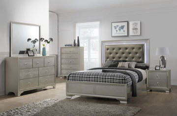 Picture of AYANA FULL BEDROOM SET - B4300