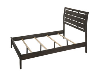 Picture of EMMA GREY FULL BED - B4720