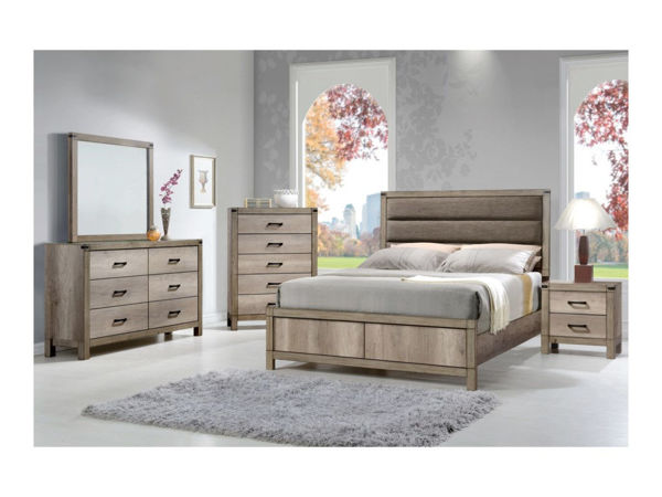 Picture of FULTON FULL BEDROOM SET - B3200