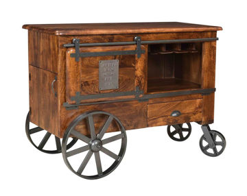 Picture of ROLLING KITCHEN CART - 37127