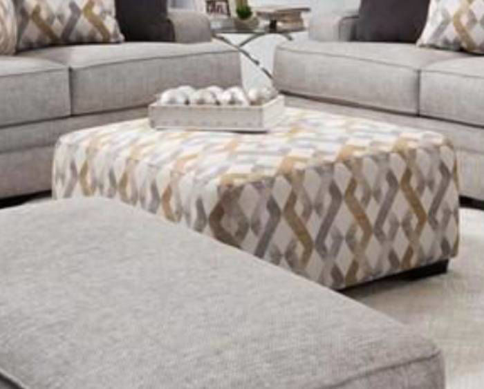 Picture of PROTEGE ACCENT OTTOMAN - 953
