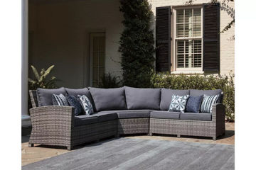 Picture of SALEM BEACH OUTDOOR SECTIONAL - P440