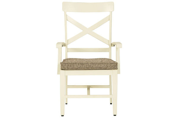 Picture of MAGGZ DINING ARM CHAIR - P460