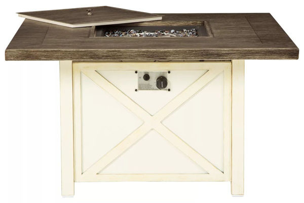 Picture of MAGGZ FIRE PIT TABLE - P460