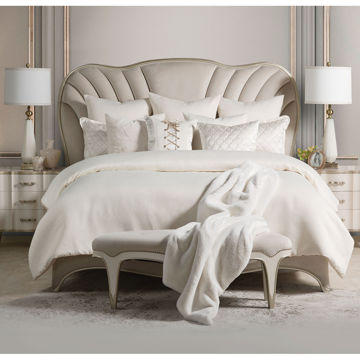 Picture of LONDON PLACE KING BEDROOM SET - 9004