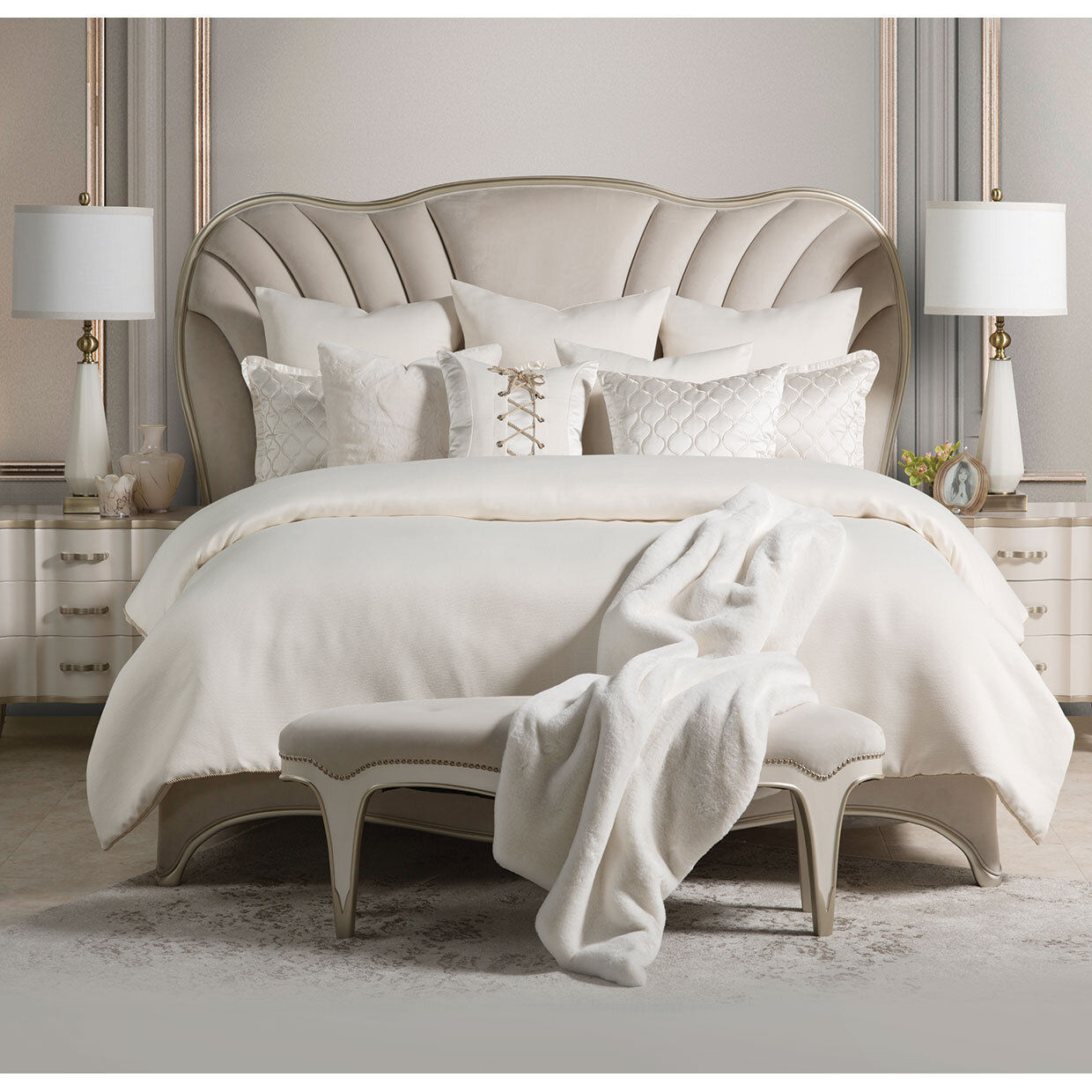 Picture of LONDON PLACE QUEEN BED
