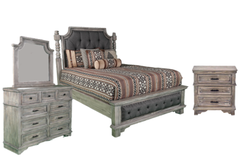 Picture of CHARLESTON QUEEN BEDROOM SET