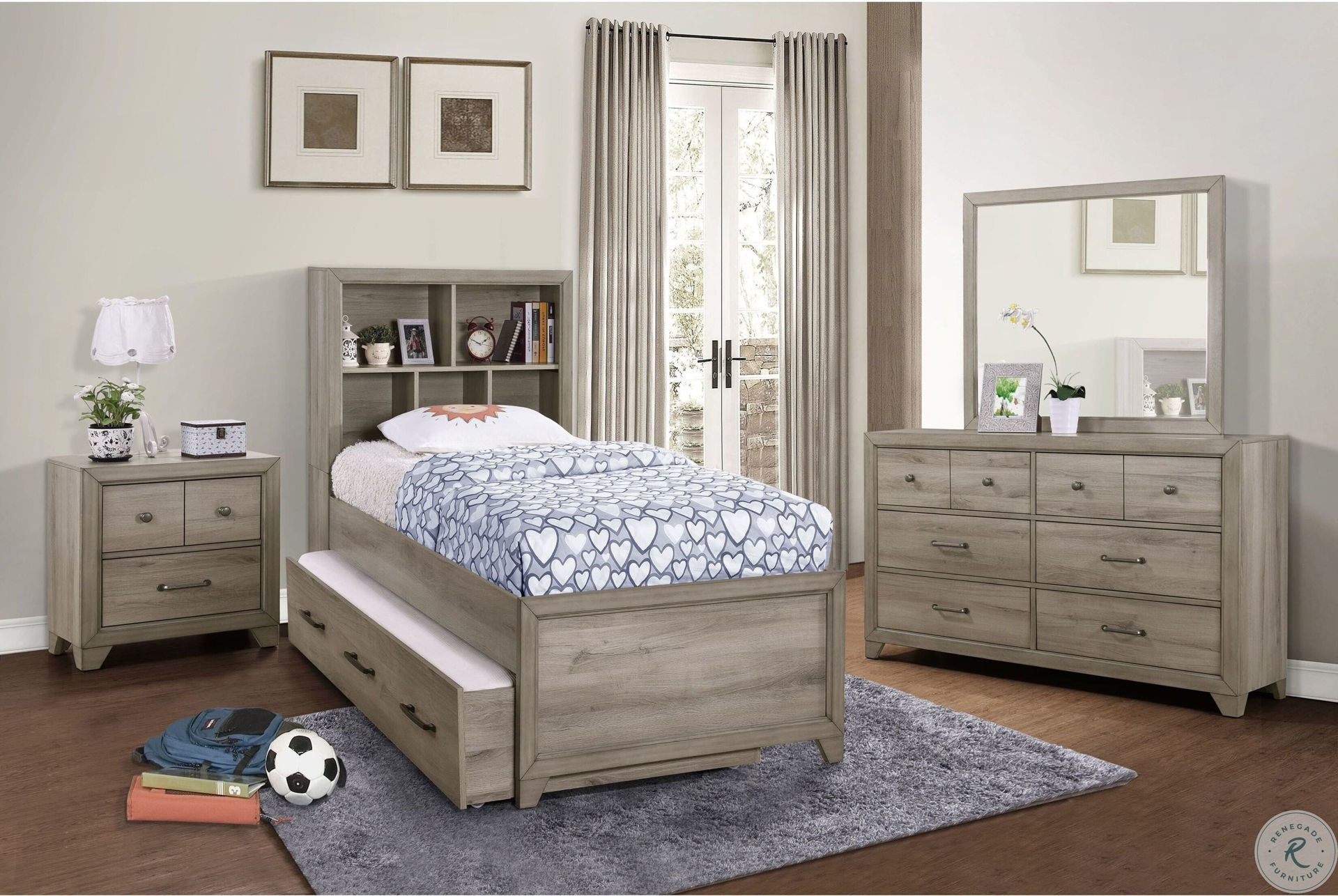 Picture of RIVERCREEK SIX DRAWER DRESSER