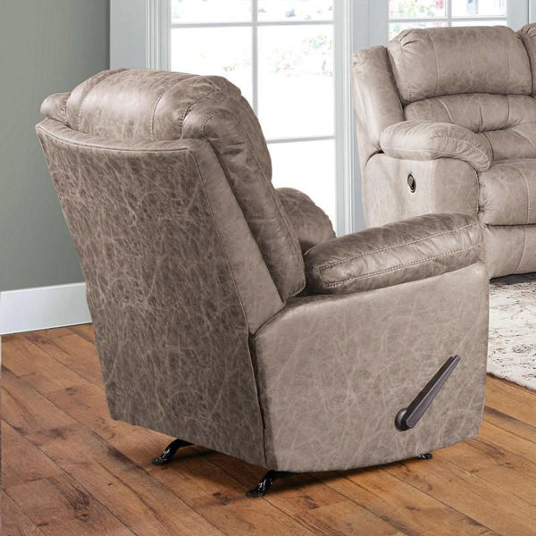 Picture of MORRISON STONE MANUAL RECLINER - F773