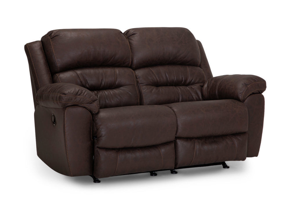 Picture of MORRISON RECLINING LOVESEAT- EARTH