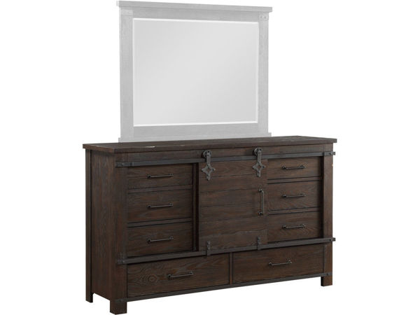 Picture of FOUNDERS MILL COCOA DRESSER