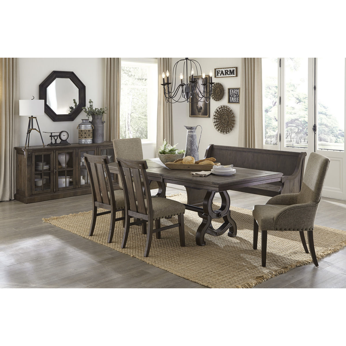 Picture of GLOVER DINING TABLE