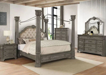 Picture of BEAUMONT KING CANOPY BEDROOM