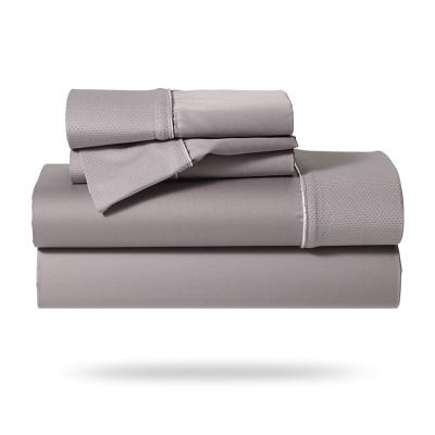 Picture of HYPERCOTTON KING SHEET SET-GREY