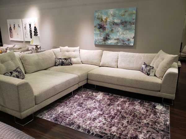 Picture of VENTURA 3PC SECTIONAL - 6183