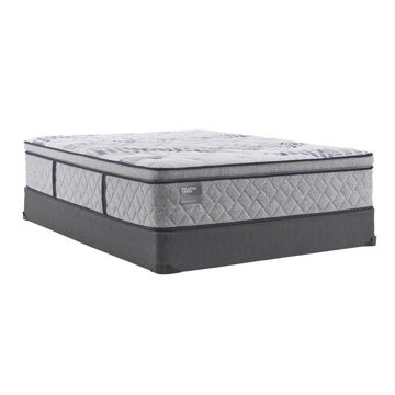 Picture of EXULTATION EUROTOP HYBRID QUEEN MATTRESS