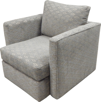 Picture of HANDWOVEN LINEN CHAIR - S298