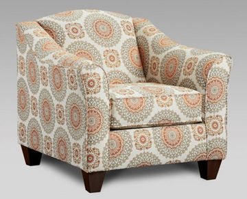 Picture of BENNINGTON MARMALADE CHAIR - 504