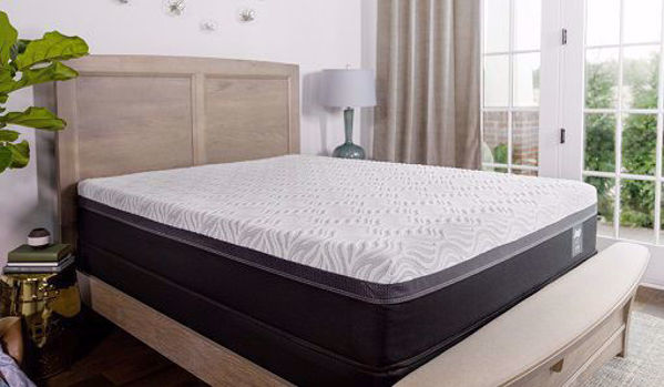 Picture of TRUST II- HYBRID ESSENTIALS FULL MATTRESS