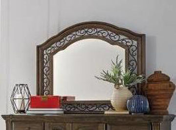 Picture of DURANGO SHAPED MIRROR - 5133