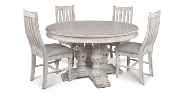 "Picture of VERONA 59"" ROUND DINING SET - H8092"