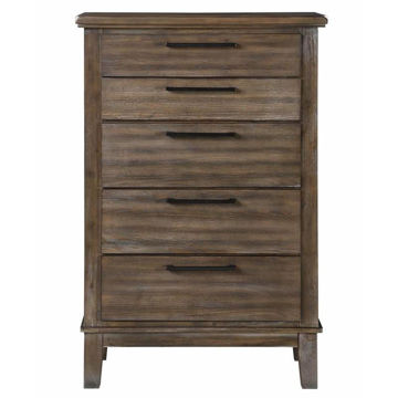Picture of CAGNEY GRAY VINTAGE CHEST - NC594