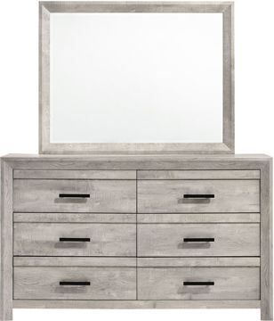 Picture of ELLEN WHITE DRESSER - EL700