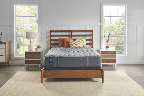 Picture of SATISFIED II CUSH FIRM QUEEN MATTRESS