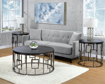 Picture of ESTER END TABLE - S100