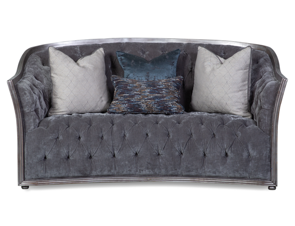 Picture of SIENNA SMOKE SOFA AND LOVESEAT - A175