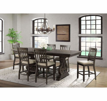 Picture of MORRISON COUNTER HEIGHT DINING SET - DST190