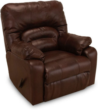 Picture of DAKOTA CHOCOLATE POWER RECLINER - F113