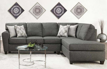 Picture of GRANDE CHARCOAL SECTIONAL