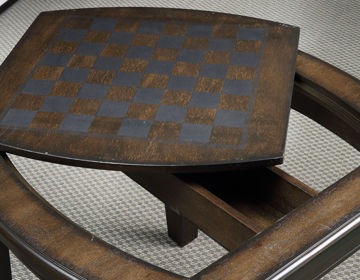 Picture of DILETTA END TABLE - DL250