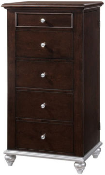 Picture of ARIA SWIVEL JEWELRY CHEST - AL300