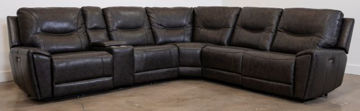 Picture of SARATOGA PWR RECLINING SECTIONAL