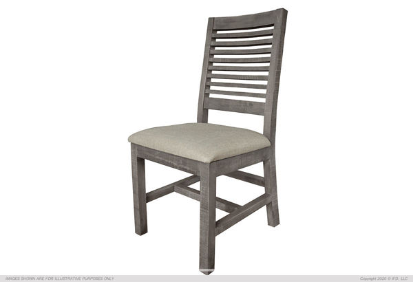Picture of SANDCASTLE GREY / CREAM DINING CHAIR - 600