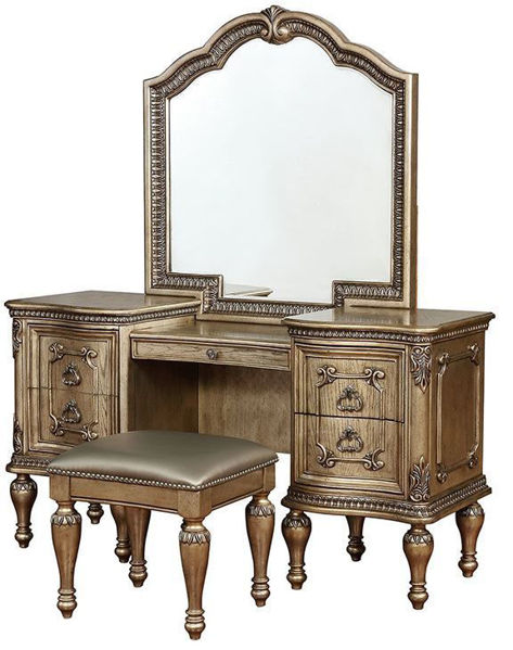 Picture of SEVILLE VANITY STOOL - 2011
