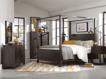 Picture of AVENTURA KING BEDROOM SET - 3561