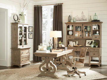 Picture of CARRINGTON HOME OFFICE SET - H4646
