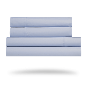 Picture of BASIC TWIN XL SHEET SET - FROST