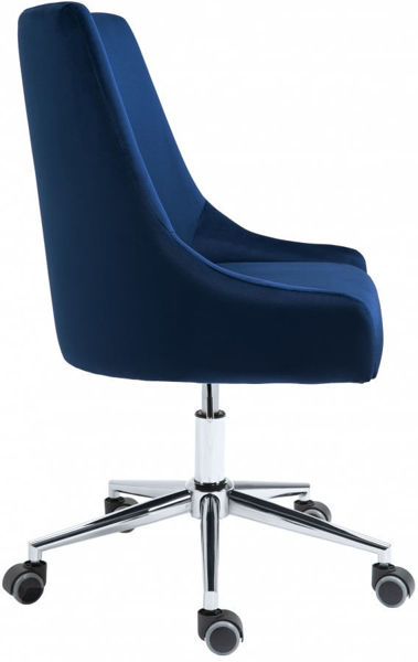 Picture of KARINA NAVY DESK CHAIR - 164