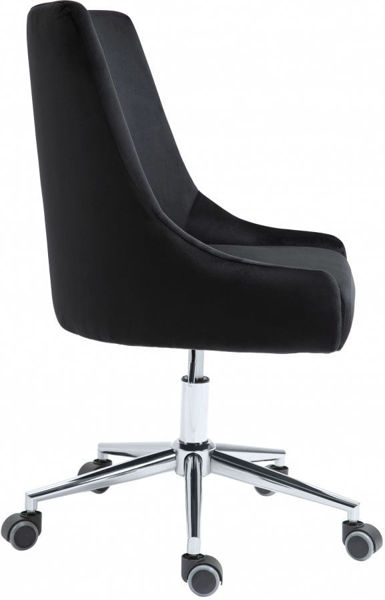 Picture of KARINA BLACK DESK CHAIR - 164