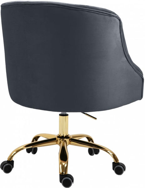 Picture of ARDEN GREY DESK CHAIR - 161