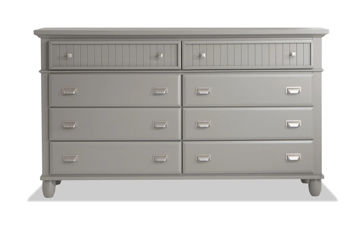 Picture of SPENCER GRAY DRESSER - SP400