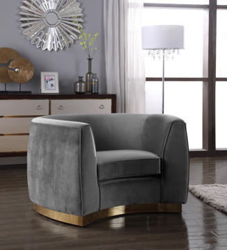 Picture of JULIAN GREY CHAIR - 620