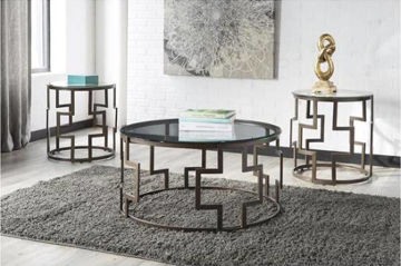 Picture of BILLY TABLE SET - T138
