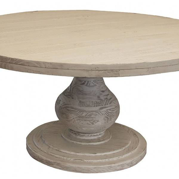 """Picture of NAPOLEON 63"""" ROUND DINING TABLE - IFD4151"""