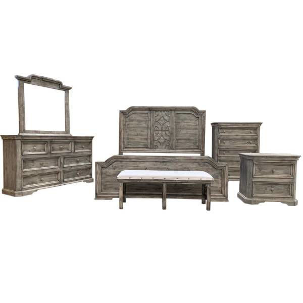 Picture of WESTGATE QUEEN PANEL BED