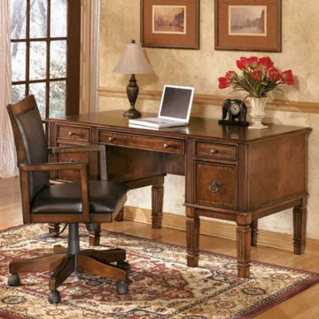 Picture of HAMLYN OFFICE DESK AND CHAIR - H527
